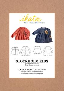 Ikatee - Stockholm 3-12 jaar €16 p/s
