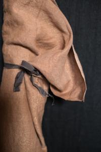COUPON 135cm Merchant & Mills - Copper Luxe Linen €28,90p/m