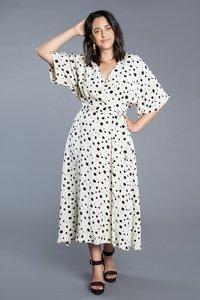 Closet Core Patterns - Elodie wrap dress  €19,95