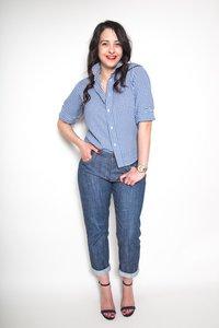 Closet Core Patterns - Morgan Boyfriend jeans  €19,95