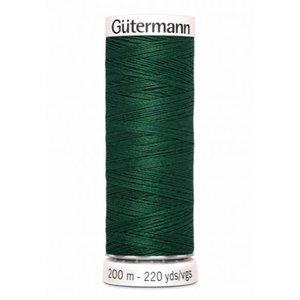 Gutermann 340 bosgroen - 200m
