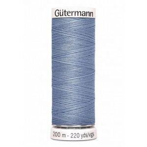 Gutermann 064 grijsblauw - 200m