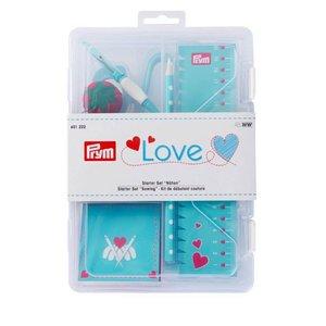 Prym LOVE startset blauw - €39 p/s