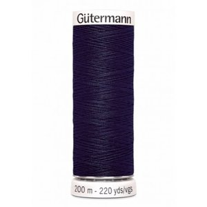 Gutermann 387 deep dark blue - 200m