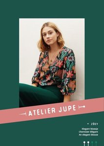 Atelier Jupe - Zoey Blouse patroon €16,50 p/m