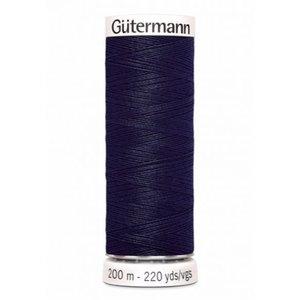 Gutermann 339 dark blue - 200m