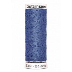 Gutermann 037 cobalt blue - 200m