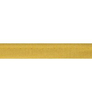 Licht oker - ELASTISCH PASPEL 3mm