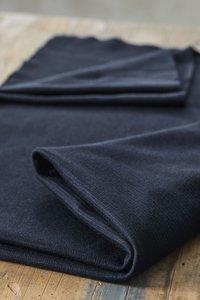 mindtheMAKER - Organic woolen ottoman INDIGO NIGHT €31,90 p/m