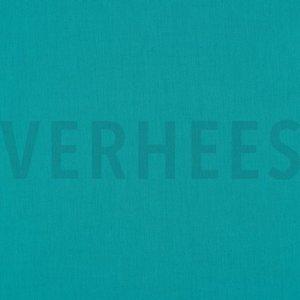 Verhees GOTS  - CANDY COTTON PETROL €9,90 p/m (GOTS)
