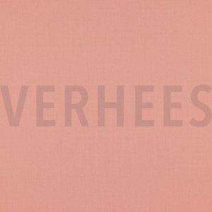 Verhees GOTS  - CANDY COTTON CORAL ROSE €9,90 p/m (GOTS)
