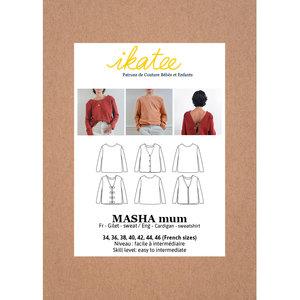 Ikatee - MASHA Mum cardigan/sweater - 34/46