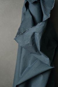 Merchant & Mills - Organic Dry Oilskin Majolica blue €31,90 p/m - GOTS