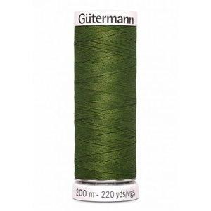 Gutermann 585 groen - 200m