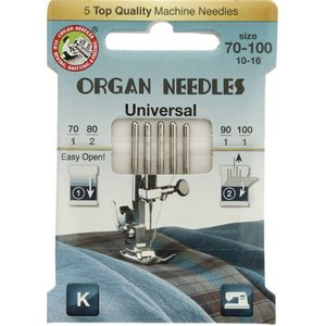 Organ ECO_pack Universeel Naalden 70-100