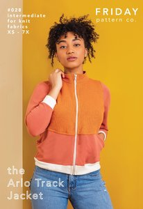 Friday Pattern Co. - The Arlo Track Jacket €18,70