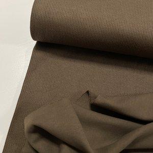 Fabrilogy - Organic Knitwear (Interlock)- truffle €17,50 p/m GOTS