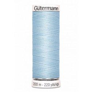 Gutermann 276 light blue  - 200m