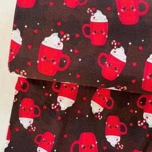 Ernst Textil - Hot Chocolate - jersey €22,90 p/m