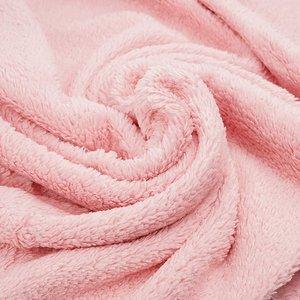 Teddy 100% biokatoen peach rose
