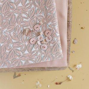 Atelier Brunette - Petal Maple (COTTON SINGLE GAUZE) €19,90 p/m