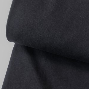 COUPON 70cm Denim / Jeansstof donkerblauw STRETCH - €15,20