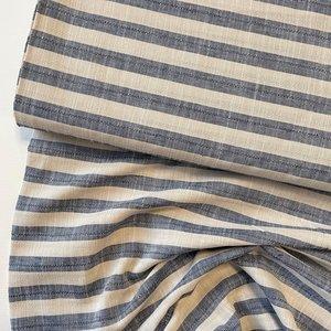 Bittoun stripes - COTTON-LINNEN €22,50 p/m