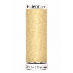 Gutermann 325 light yellow - 200m