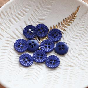 Lise Tailor -  Paquerette 12mm - Bleu Marine