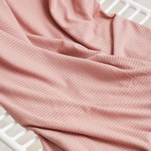 meetMilk - PUFF Derby Ribbed Jersey TENCEL™ Modal vezels €22,50 p/m