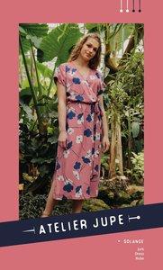 Atelier Jupe - Solange dress patroon €16,50 p/m