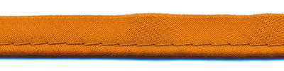 Roestbruin - paspelband 2mm