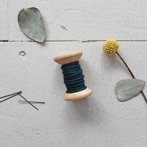 Atelier Brunette - Crepe Forest paspelband 2mm