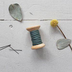 Atelier Brunette - Crepe Cactus paspelband 2mm