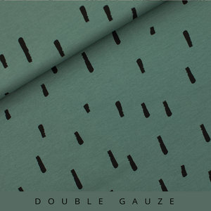 See you at six - Swipes DOUBLE GAUZE €18 p/m