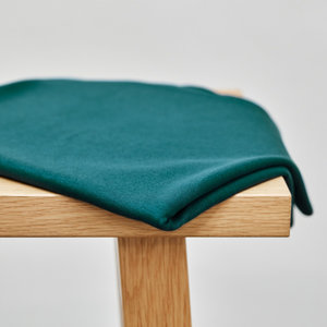 COUPON 70cm meetMilk - Two Face Coda Interlock EMERALD met TENCEL™ Lyocell vezels €32 p/m