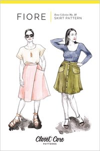 Closet Core Patterns - Fiore skirt  €19,95