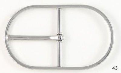 Zilver - Belt Buckle €4 p/s