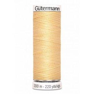 Gutermann 003 zachtgeel  - 200m
