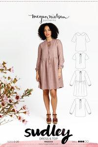 Megan Nielsen - Sudley Top/Dress €19,95