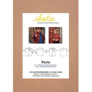 Ikatee - PARIS baby Shirt 6m -4Y  €16 p/s