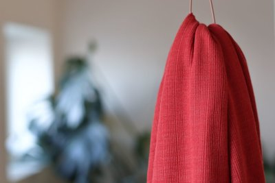 mind the Maker - Viscose Trim KNIT RUSSET RED €17,5 p/m