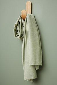 meetMilk - Hoya SOFT MINT Jacquard-linnen met TENCEL™ Lyocell vezels €31,50 p/m