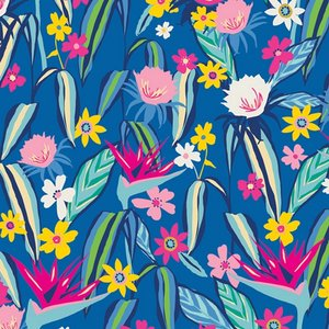 Art Gallery Fabrics - Tropic like its hot €18 p/m