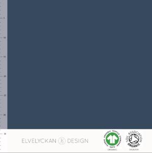 Elvelyckan  - Dark Blue COLLEGE €20 p/m (GOTS)