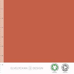Elvelyckan  - Ginger COLLEGE €20 p/m (GOTS)