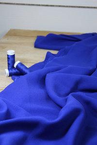 Eglantine & Zoé Royal Bleu Crepe Viscose €18 p/m