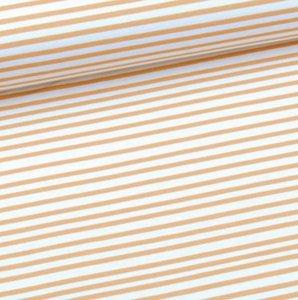 Eva Mouton - Waves beige French Terry  €22,90 p/m