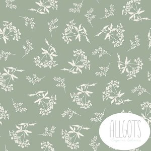 Allgots Organic Lee Dusty Green
