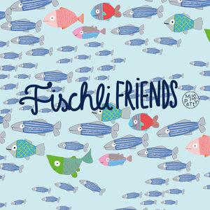 Lillestoff - Fischli Friend SUMMERSWEAT €21,80 p/m GOTS